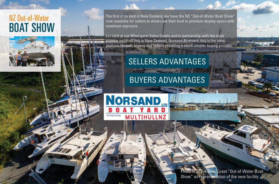 Multihull Solutions joins the SSP Network | Sail South